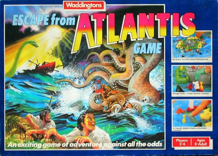 13 12 14 Board Games From The 1980s You'd Forgotten Even Existed