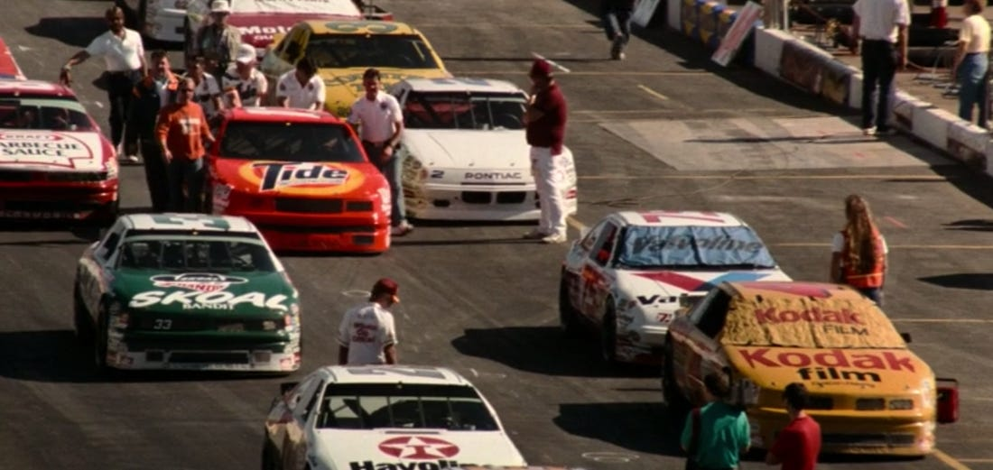 13 20 20 Facts About Days of Thunder You'll Never Tire Of