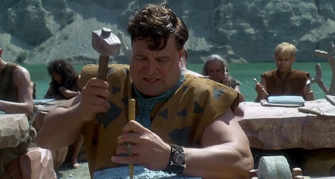 13b e1617624088312 20 Prehistoric Facts You Probably Never Knew About The Flintstones Movie