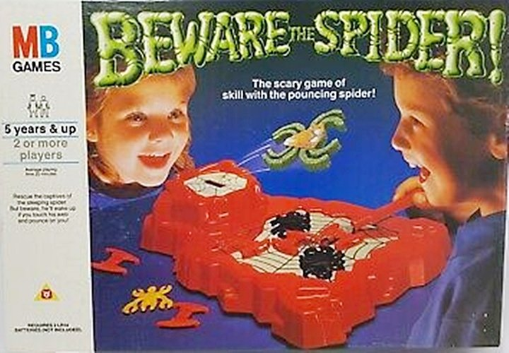 14 13 14 Board Games From The 1980s You'd Forgotten Even Existed
