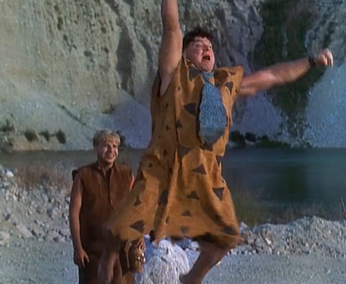 15 2 1 e1617658921208 20 Prehistoric Facts You Probably Never Knew About The Flintstones Movie