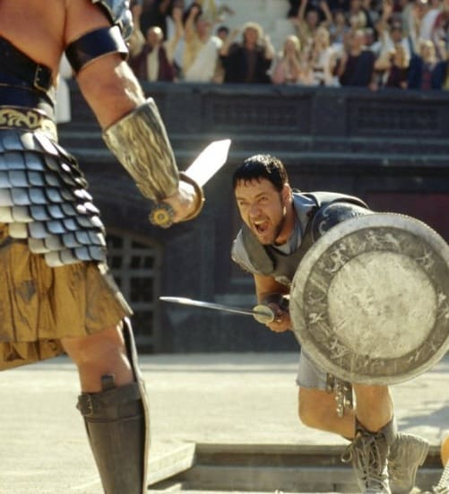 15 things you probably didnt know about gladiator 6 1556674792 tqAW column width inline Mel Gibson Could Have Been Maximus, And 19 Other Things You Didn't Know About Gladiator
