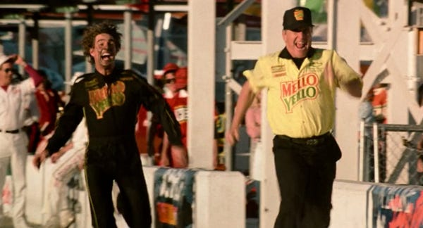 18 15 20 Facts About Days of Thunder You'll Never Tire Of