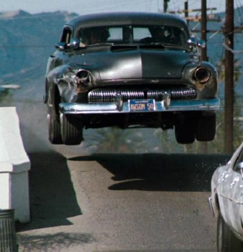 1950 Mercury Coupe 6 20 Things You Probably Never Knew About Stallone's Cobra
