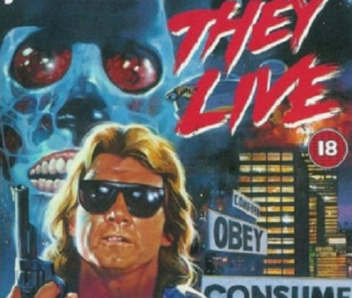 1988 They Live Movie Art Vintage Decor Silk Poster Art Bedroom Decoration 0630 e1617377083862 21 Mind-Altering Facts You Never Knew About John Carpenter's They Live