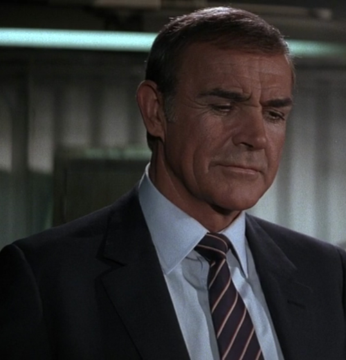1Title 12 Things You Didn't Know About Never Say Never Again, Connery's Final Bond Film