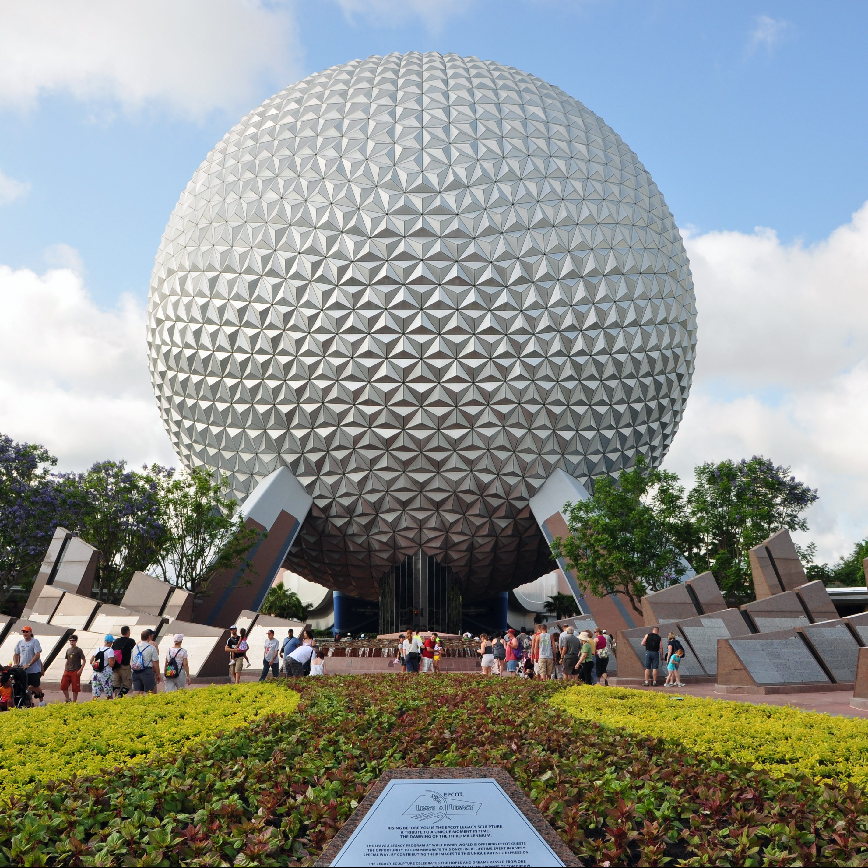 1 epcot spaceship earth 2010a e1573814385161 20 Facts That'll Put A New Spin On Tron