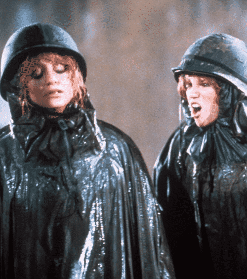 2Pregnant We've Been To Boot Camp For 10 Facts About Private Benjamin You Probably Never Knew!