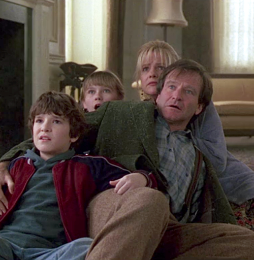 2Role 20 Things You Probably Didn't Know About The Classic Jumanji