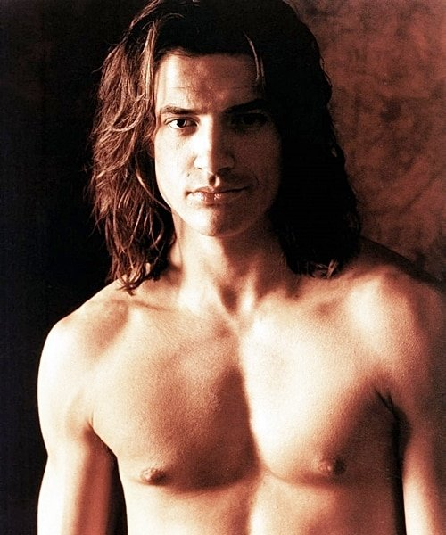 3 5 Remember The Mummy's Brendan Fraser? Here's What He Looks Like Now!
