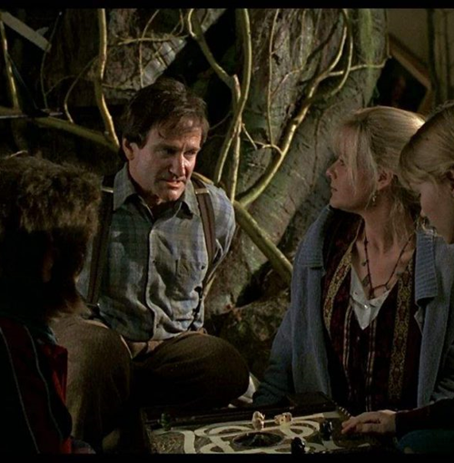 3Board 20 Things You Probably Didn't Know About The Classic Jumanji