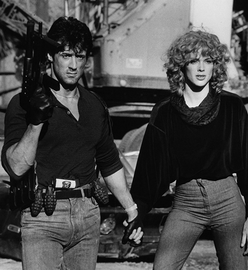 3Cuts 20 Things You Probably Never Knew About Stallone's Cobra
