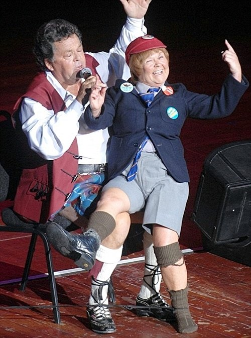 4 16 Remember The Krankies? Here's What They Look Like Now!