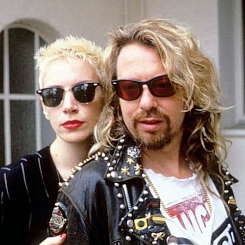 4 7 20 Sweet Facts About Pop Icons Eurythmics