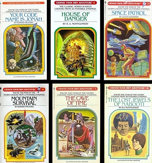 4 8 8 Book Collections From Your Youth That Are Now Worth A Lot Of Money