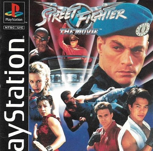 489845 street fighter the movie playstation front cover 1 e1615293890822 20 Things You Might Not Have Realised About The 1994 Street Fighter Movie