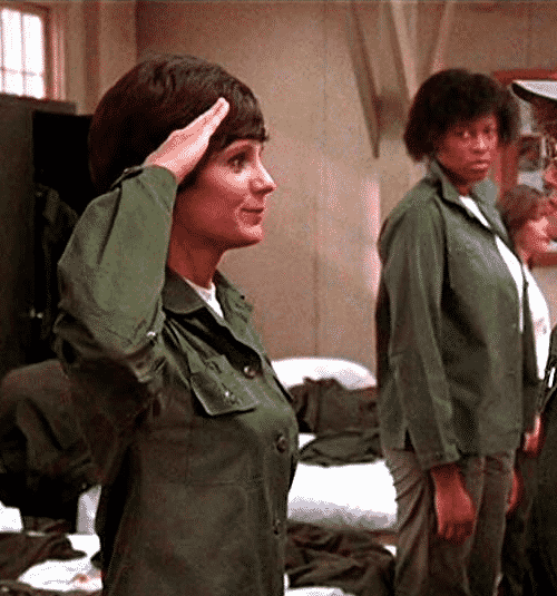 4Wig We've Been To Boot Camp For 10 Facts About Private Benjamin You Probably Never Knew!