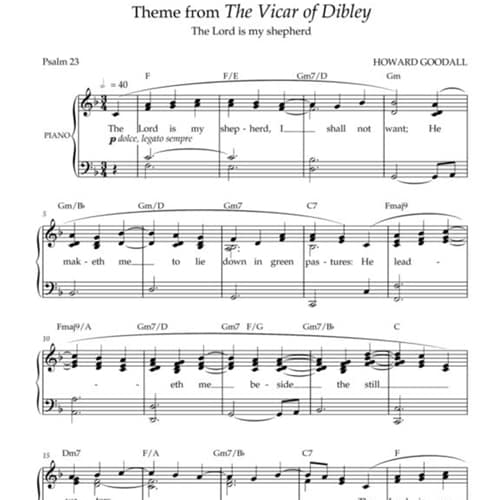 5 14 10 Holy Facts About The Vicar Of Dibley