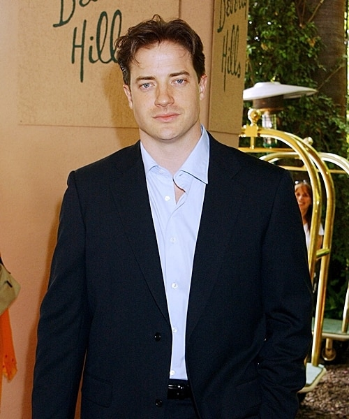 5 2 Remember The Mummy's Brendan Fraser? Here's What He Looks Like Now!