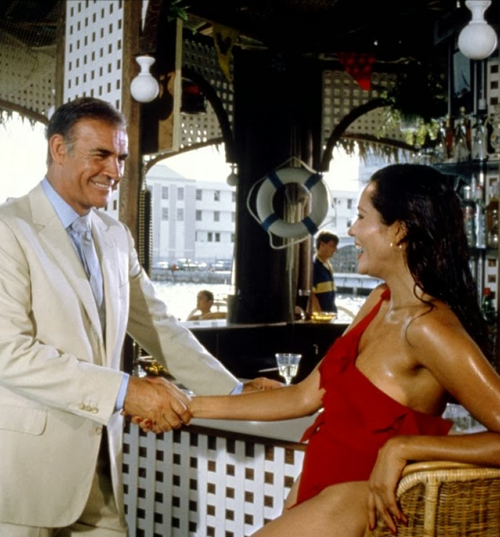 5First 12 Things You Didn't Know About Never Say Never Again, Connery's Final Bond Film