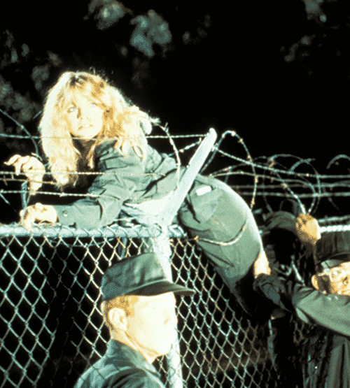 5Training We've Been To Boot Camp For 10 Facts About Private Benjamin You Probably Never Knew!