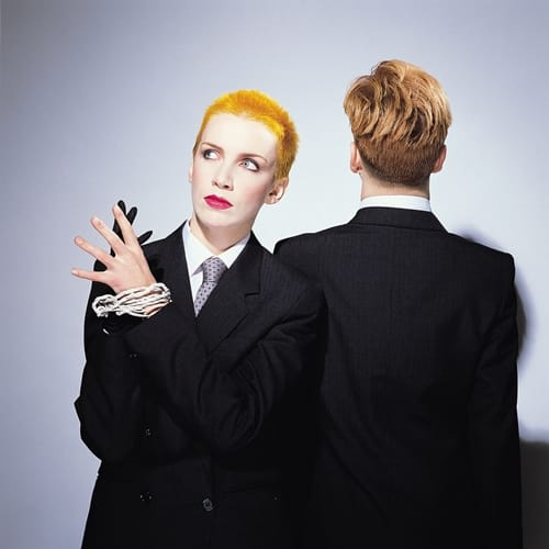6 7 20 Sweet Facts About Pop Icons Eurythmics
