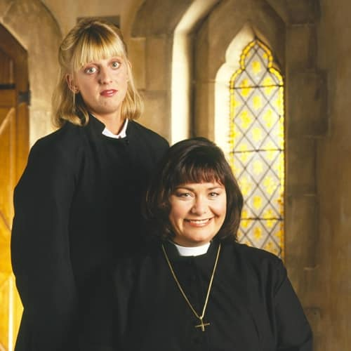 7 17 10 Holy Facts About The Vicar Of Dibley