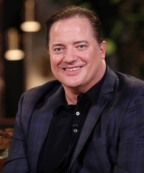 7 4 Remember The Mummy's Brendan Fraser? Here's What He Looks Like Now!