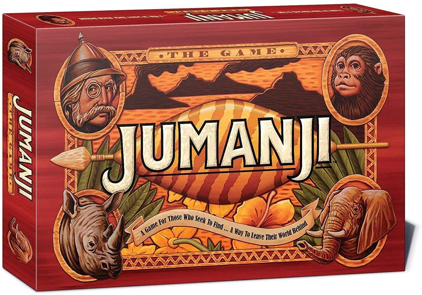 20 Facts You Probably Didn't Know About Jumanji