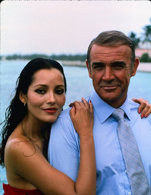 8Double 12 Things You Didn't Know About Never Say Never Again, Connery's Final Bond Film