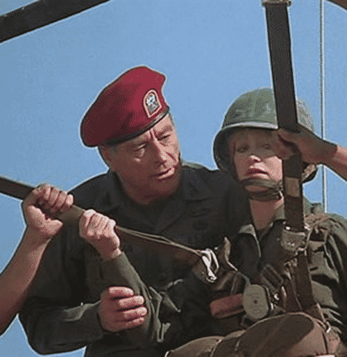 8Homage We've Been To Boot Camp For 10 Facts About Private Benjamin You Probably Never Knew!