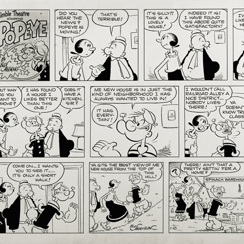 8Popeye e1575023313865 20 Facts About 1980's Popeye That Taste Even Better Than Spinach