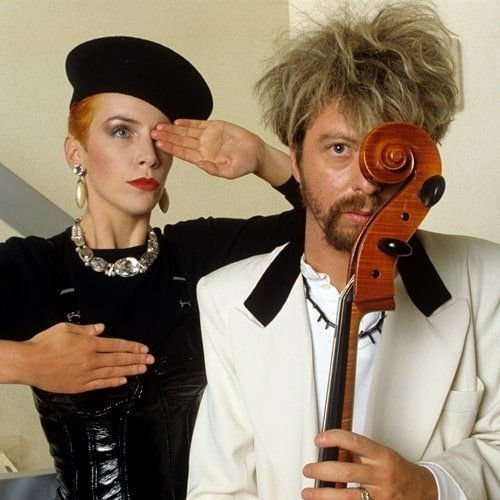 9 7 20 Sweet Facts About Pop Icons Eurythmics