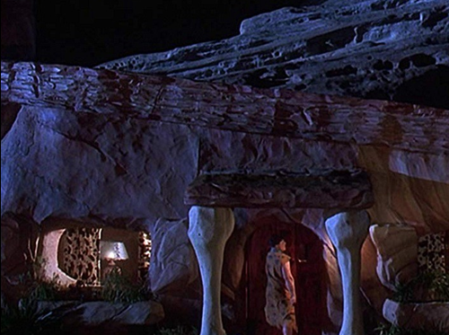 9Set 1 e1617659066399 20 Prehistoric Facts You Probably Never Knew About The Flintstones Movie
