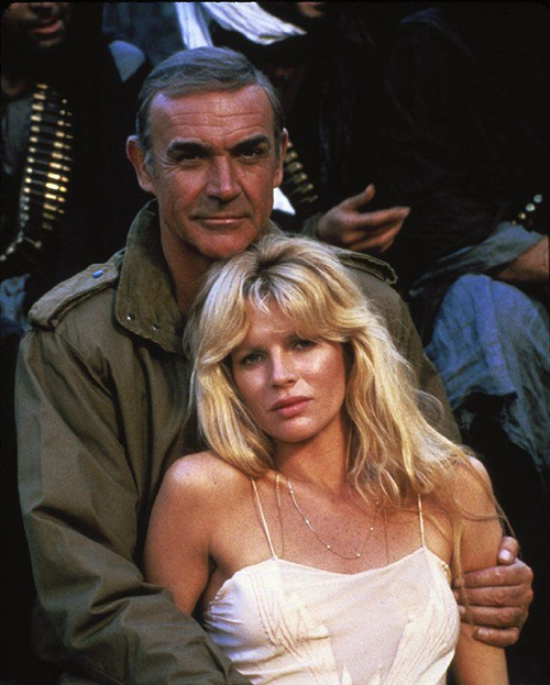 9Thrd 12 Things You Didn't Know About Never Say Never Again, Connery's Final Bond Film