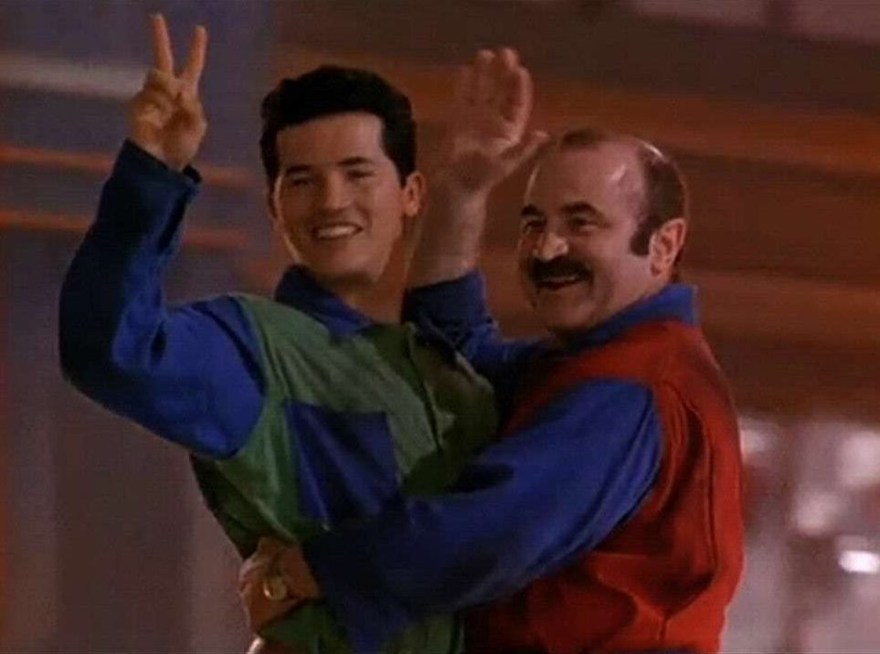 Bob Hoskins from the Super Mario Bros.0.0 e1615285388986 30 Films From The 90s That Are So Bad They're Actually Good