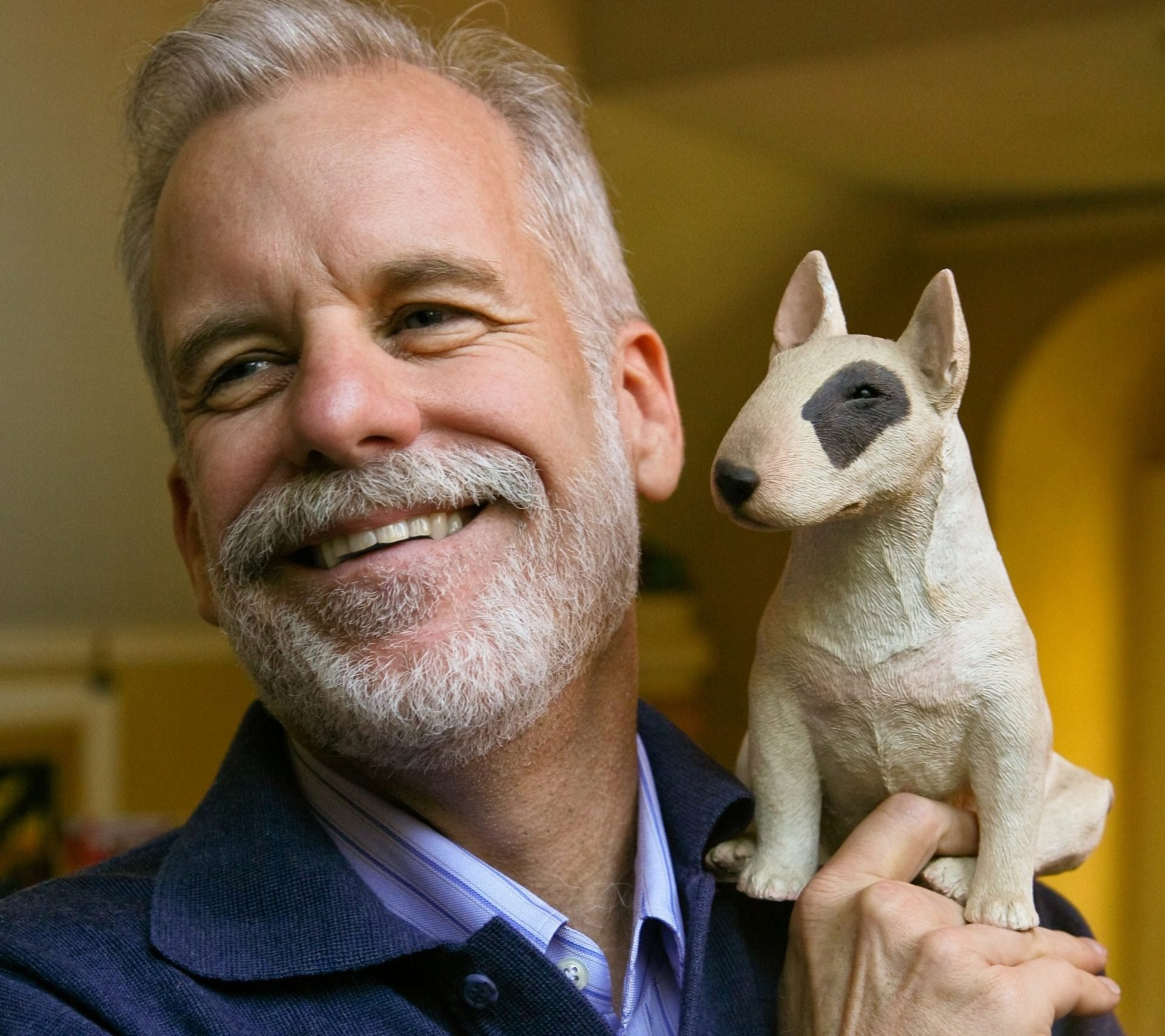 Chris Van Allsburg scaled e1615217887564 20 Facts You Probably Didn't Know About Jumanji