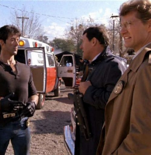 Cobra Detective Monte 5 20 Things You Probably Never Knew About Stallone's Cobra