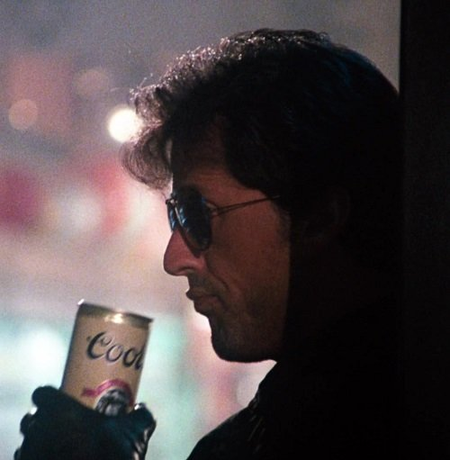 Coors Beer Drunk by Sylvester Stallone in Cobra 2 1 20 Things You Probably Never Knew About Stallone's Cobra