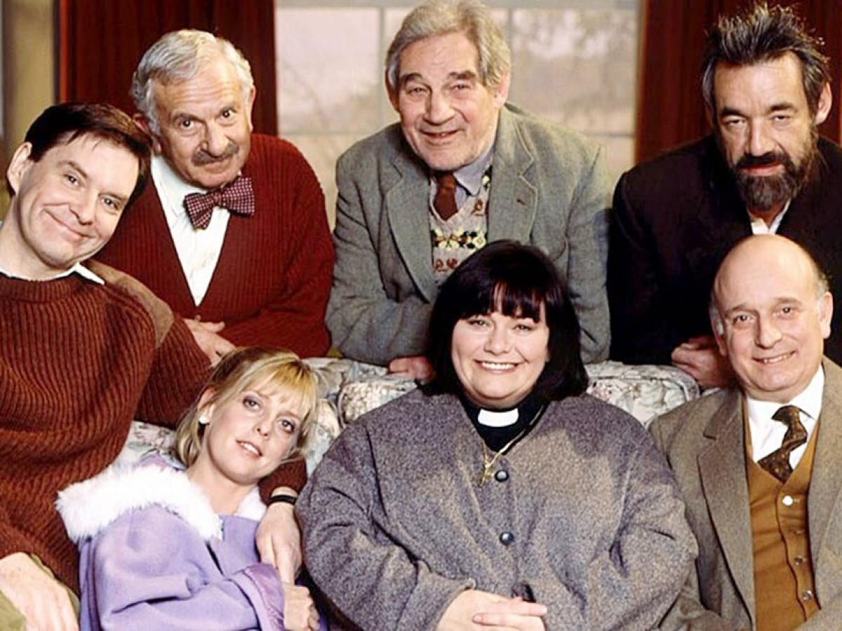 10 Holy Facts About The Vicar Of Dibley