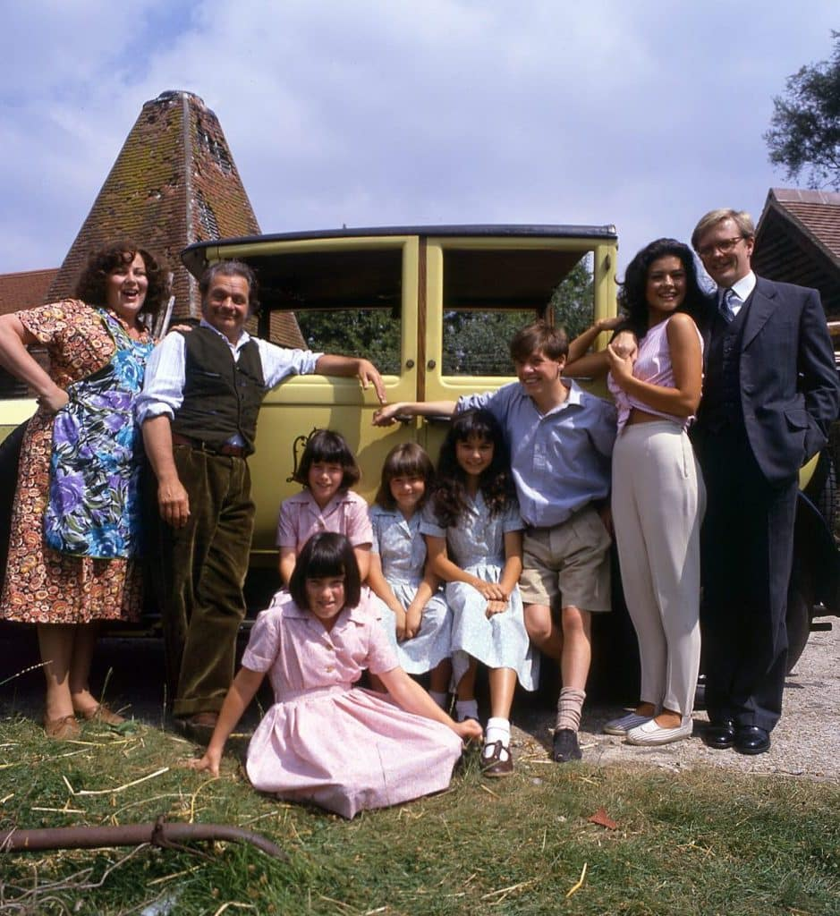 Darling Buds of May Cast With Rolls Royce ITV Is Reviving The Darling Buds Of May After 26 Years