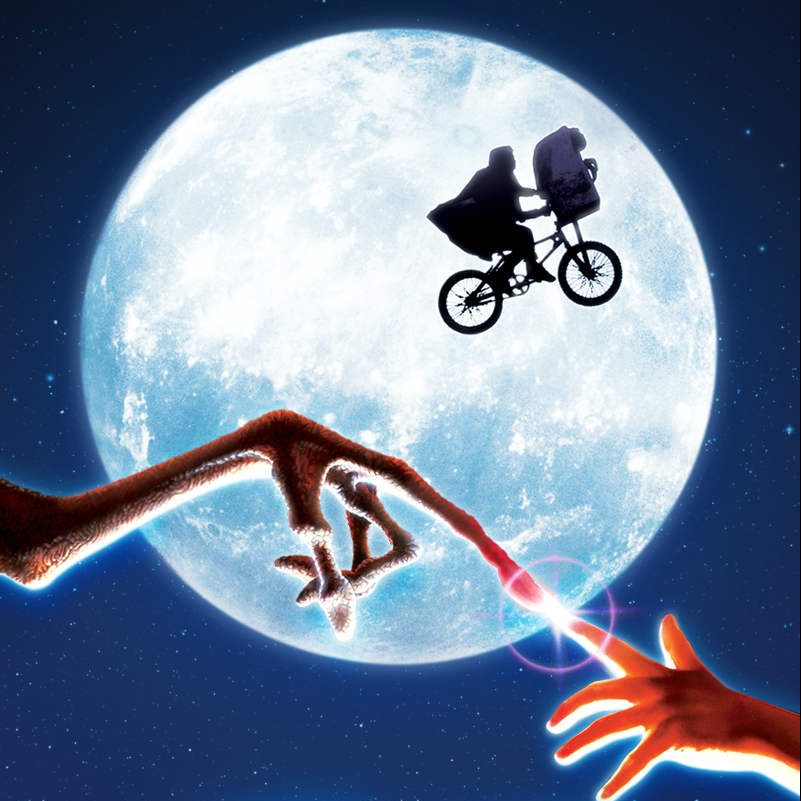 E.T. The Extra terrestrial film font e1573747286888 20 Facts That'll Put A New Spin On Tron