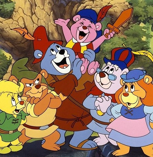 Gummi Bears 20 80s Cartoons You Loved But Had Completely Forgotten About