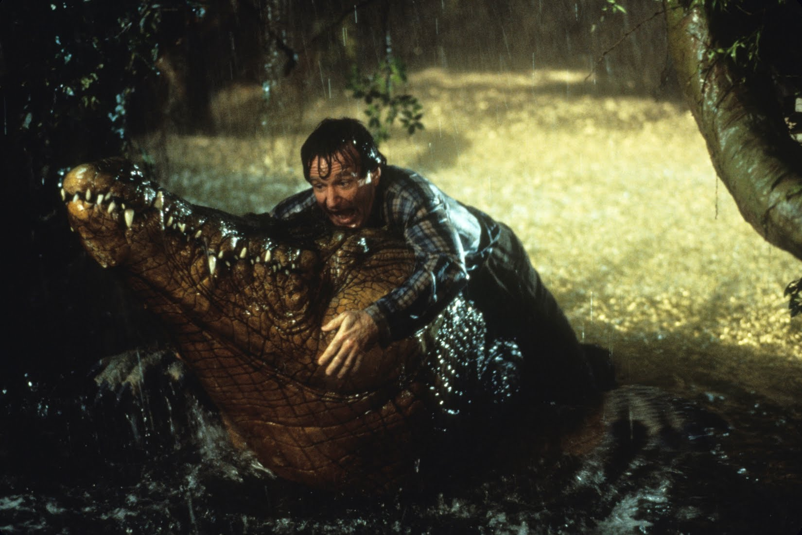 Jumanji Crocodile Alan 20 Facts You Probably Didn't Know About Jumanji