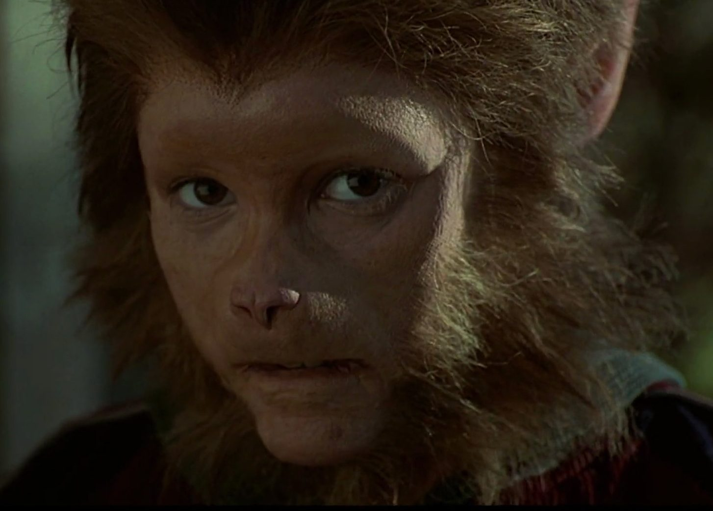 Peter Shepherds monkey form e1615213552766 20 Facts You Probably Didn't Know About Jumanji