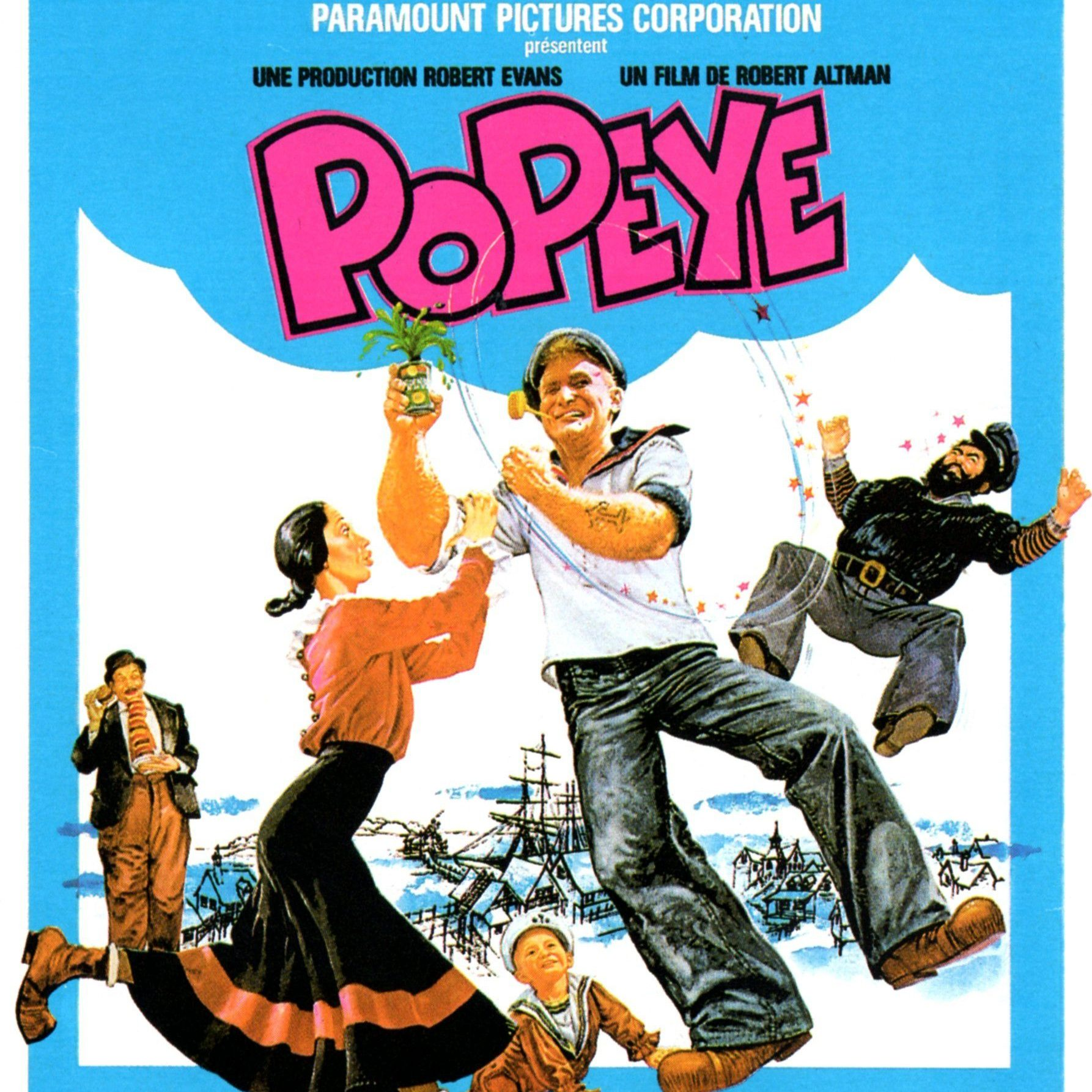 Popeye 1 e1575026245361 20 Facts About 1980's Popeye That Taste Even Better Than Spinach