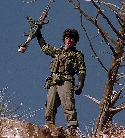Red Dawn Wolverines 20 Things You Probably Didn't Know About Red Dawn