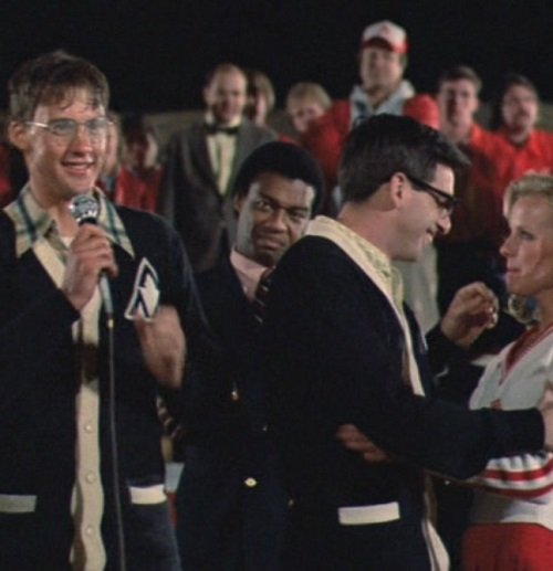 Revenge of the Nerds 1984 80s films 25844097 1280 720 20 Things You Never Knew About Revenge of the Nerds