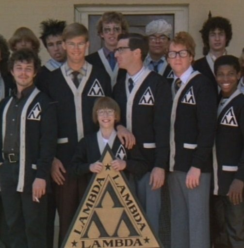 Revenge of the Nerds 1984 revenge of the nerds 11732616 950 534 20 Things You Never Knew About Revenge of the Nerds