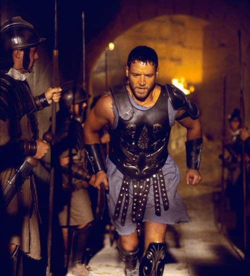 Russell Crowe in Gladiator 2000 Premium Photograph and Poster 1027861 08414.1432426888.1280.1280 Mel Gibson Could Have Been Maximus, And 19 Other Things You Didn't Know About Gladiator